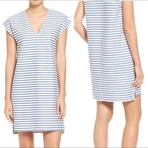 Madewell Blue Vacances Dress XS